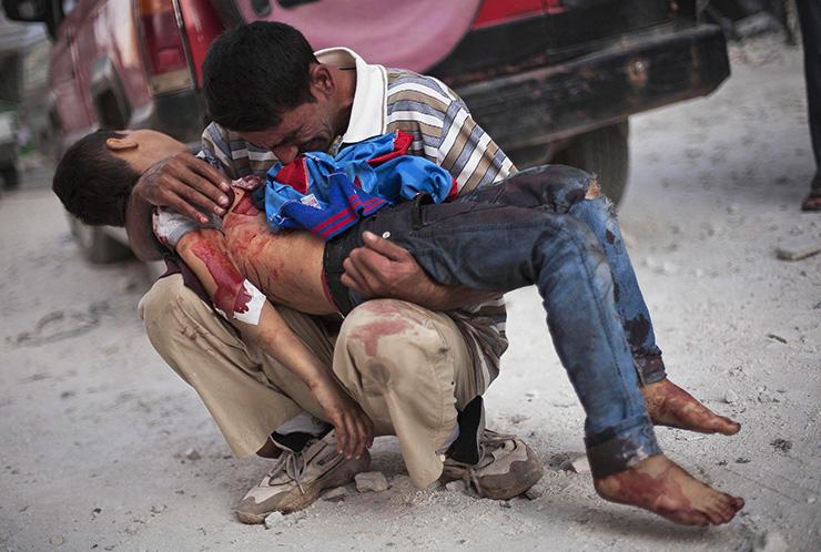 Συρία – το τέλος της λογικής…