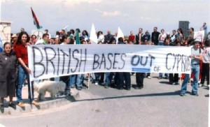 BRITISH BASES OUT OF CYPRUS