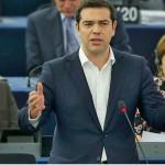 """Η Ευρώπη, οι """"κακοί ξένοι"""", ο Τσίπρας και ο Γλέζος."""