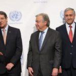 Αποφασιστικό βήμα Αναστασιάδη για λύση, στο πλαίσιο των εισηγήσεων Γκουτέρες.